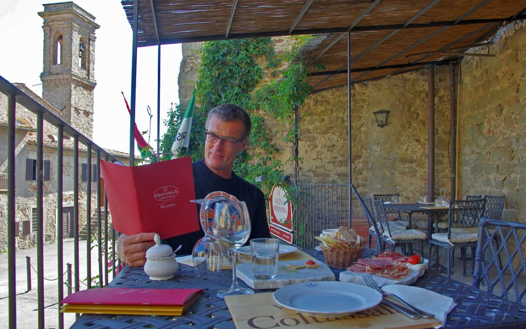 Foto 21 fotoboek motorreis Italie, Le marche. Travel 2 Explore motorreizen.
