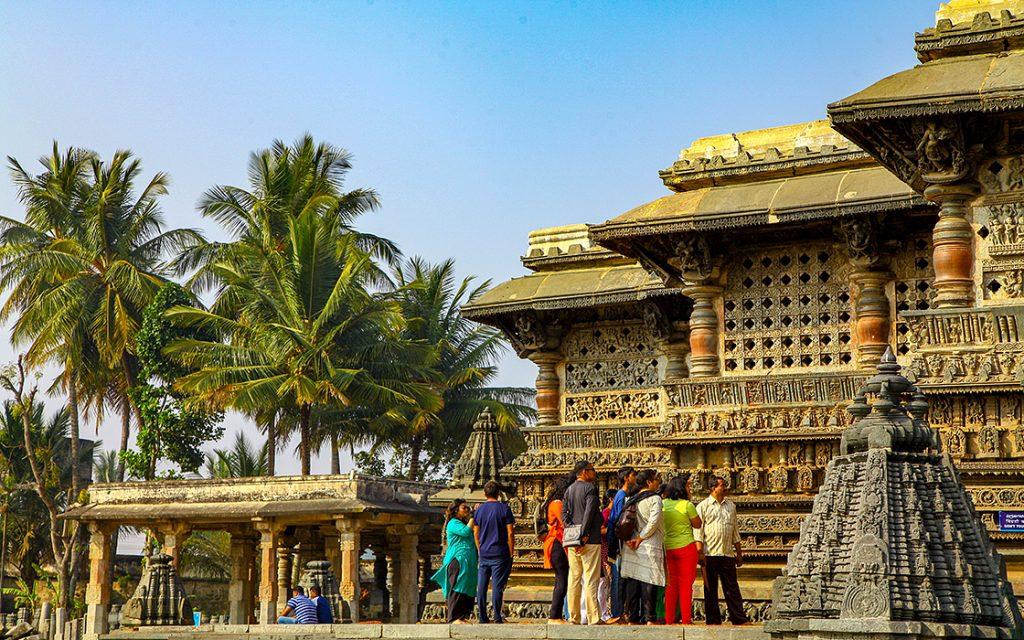 Fotoboek van de motorreis in Zuid-India gereden in januari 2018 van door Travel 2 Explore Motorreizen