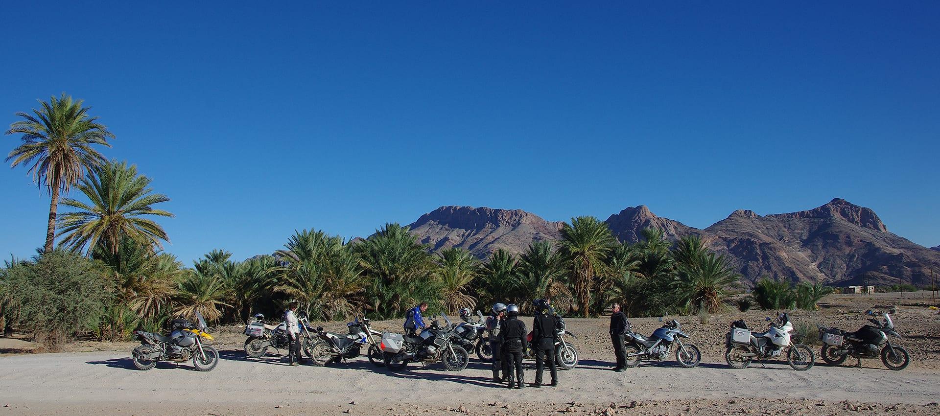 Motorreis Zuid-Afrika en Namibie, de dirtroads van Afrika.