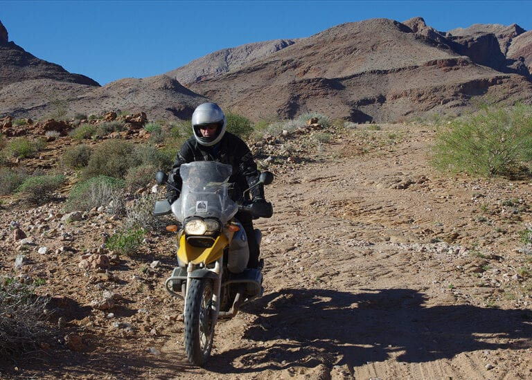 Motorreiz Zuid-Afrika en Namibie de Proloog reispagina