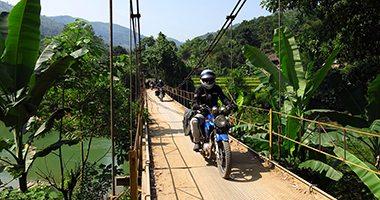 Avontuurlijk motorrijden en lekker Aziatisch eten gaan tijdens de motorreizen in Azië hand in hand