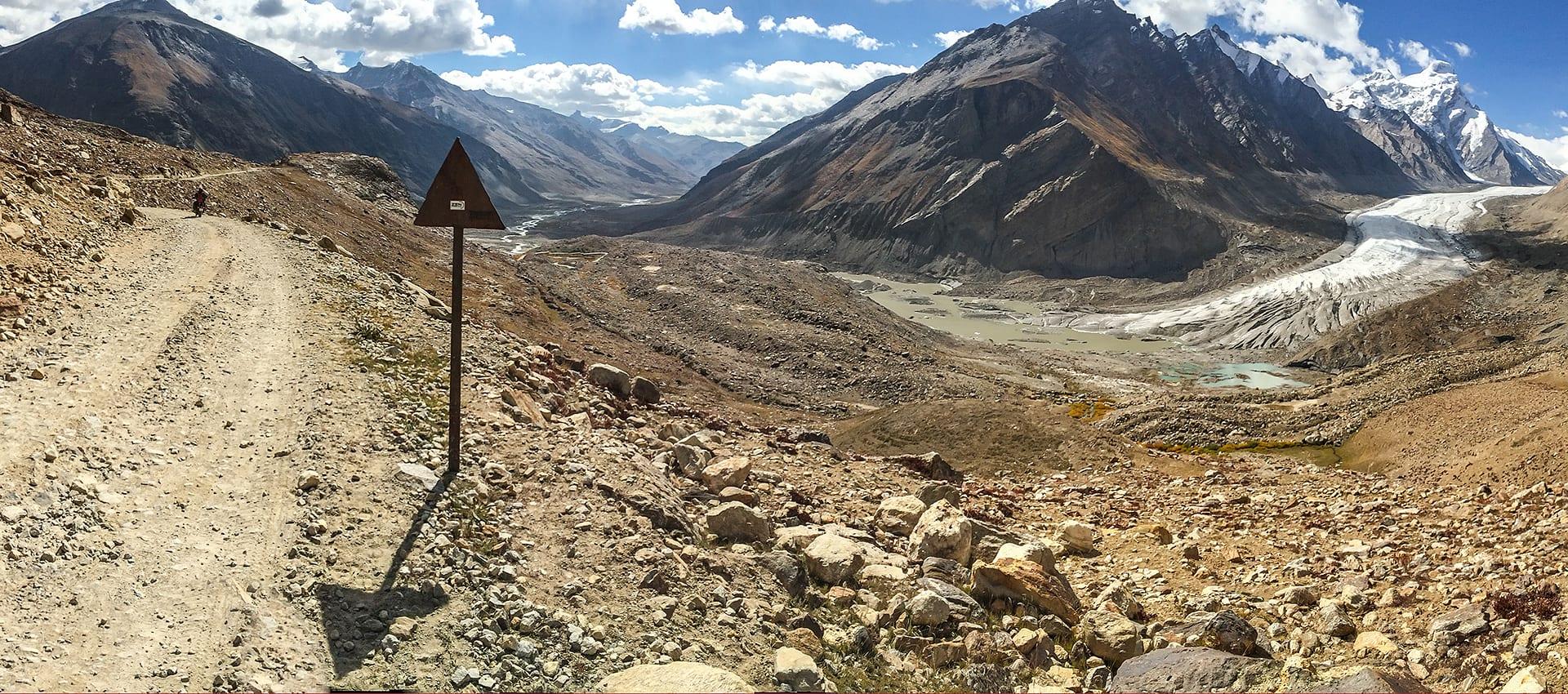 Overzicht van onze motorreizen in de Himalaya in India, Ladkah, Zanskar, Nepal en Upper-Mustang