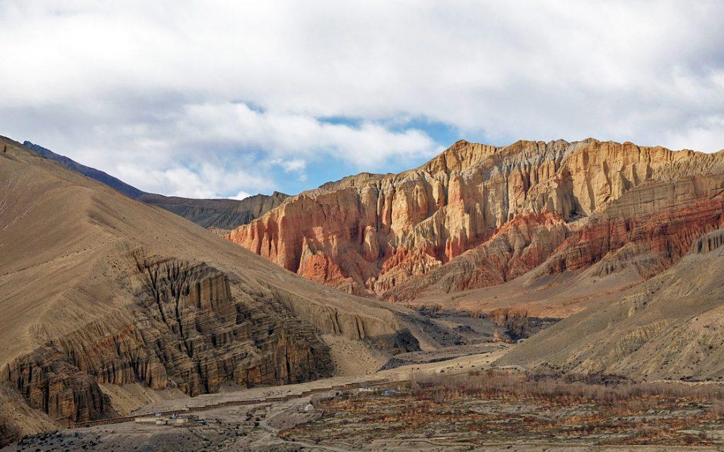Travel 2 Explore motorreizen, Upper Mustang in Nepal laatste plaats vertrek november 2018