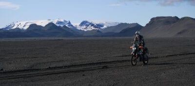 De Trans Iceland Motorchallenge van Travel 2 Explore avontuurlijke motorreis in IJsland