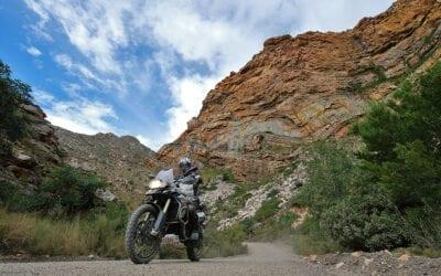Foto 1 uit het fotoboek van de avontuurlijke motorreis Die Hel in Zuid-Afrika van Travel 2 Explore
