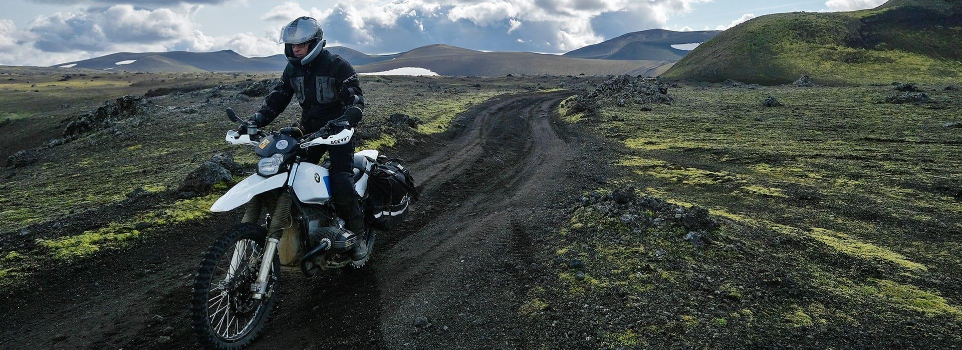 Motorreis Seven Summits