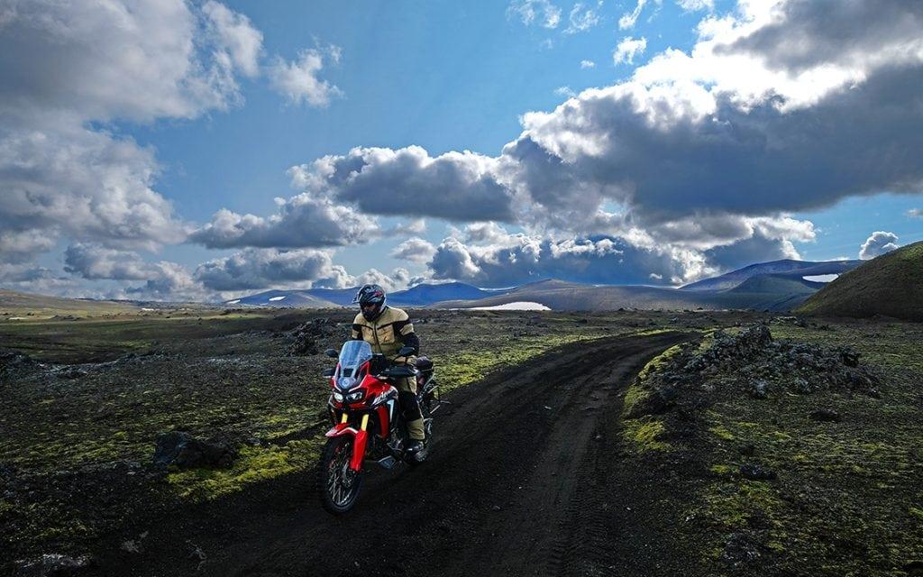 Motorreis Ijsland, twee keer offroad door het binnenland van IJsland
