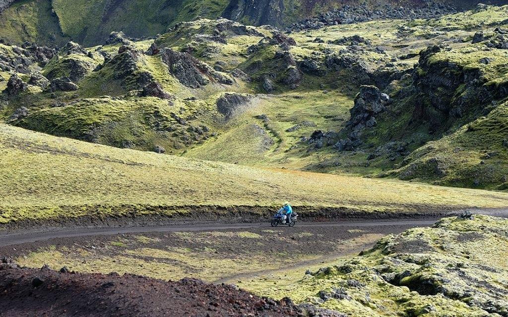 In 2019 gaat Travel 2 Explore de motorreis IJsland twee keer uitvoeren