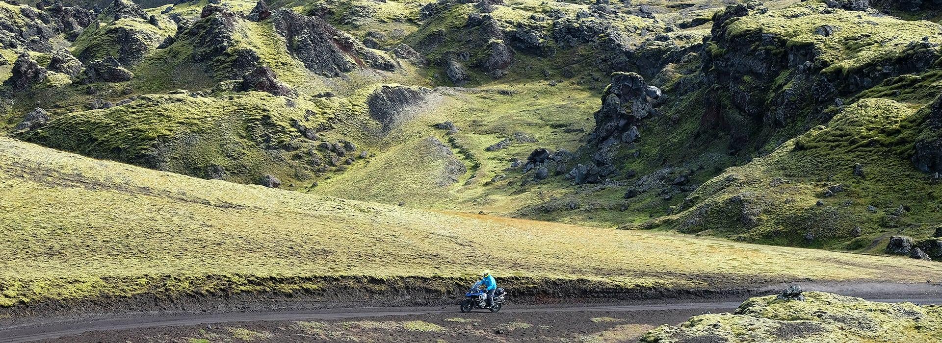 Ook in 2019 zal de motorreis IJsland uitgevoerd worden door Travel 2 Explore motorreizen