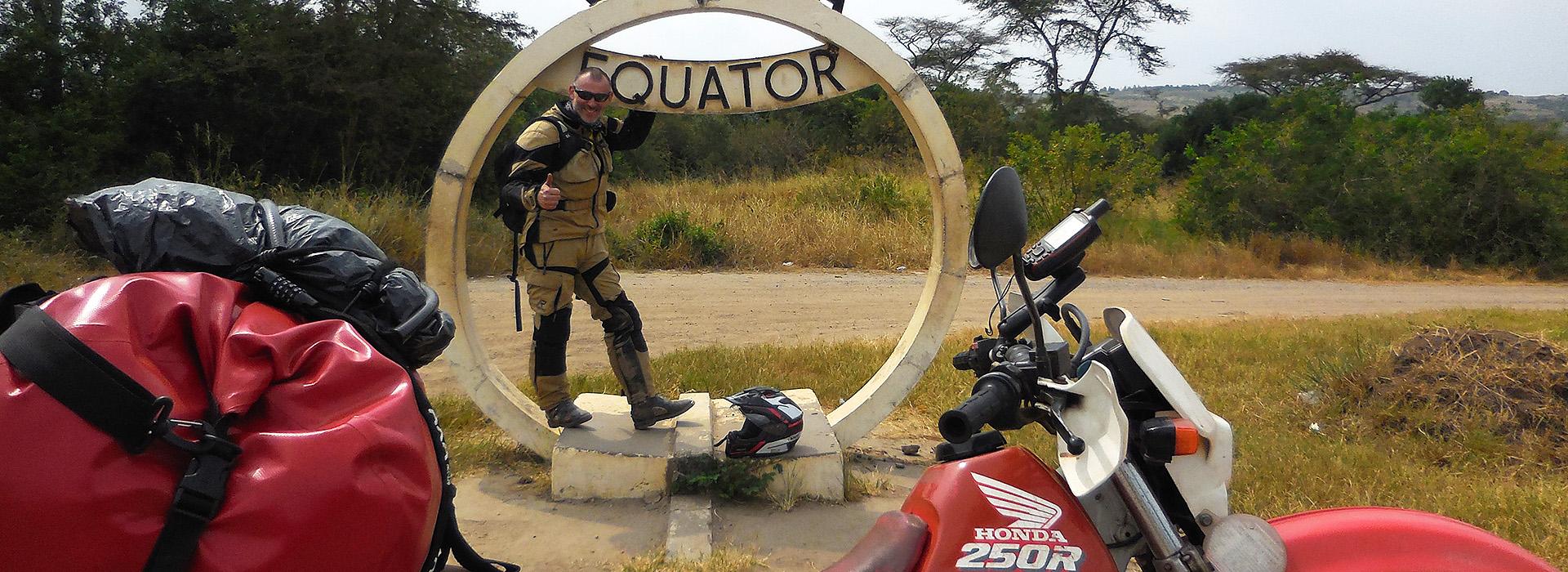 rwanda is 1 van de nieuwe motorreis bestemmingen van Travel 2 Explore Motorreizen