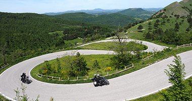 Motorreizen Europ is ontspannen motorrijden door Italie, Bosnie en IJsland