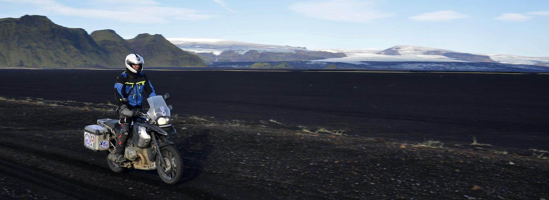 Motorreis IJsland Paul Duijf