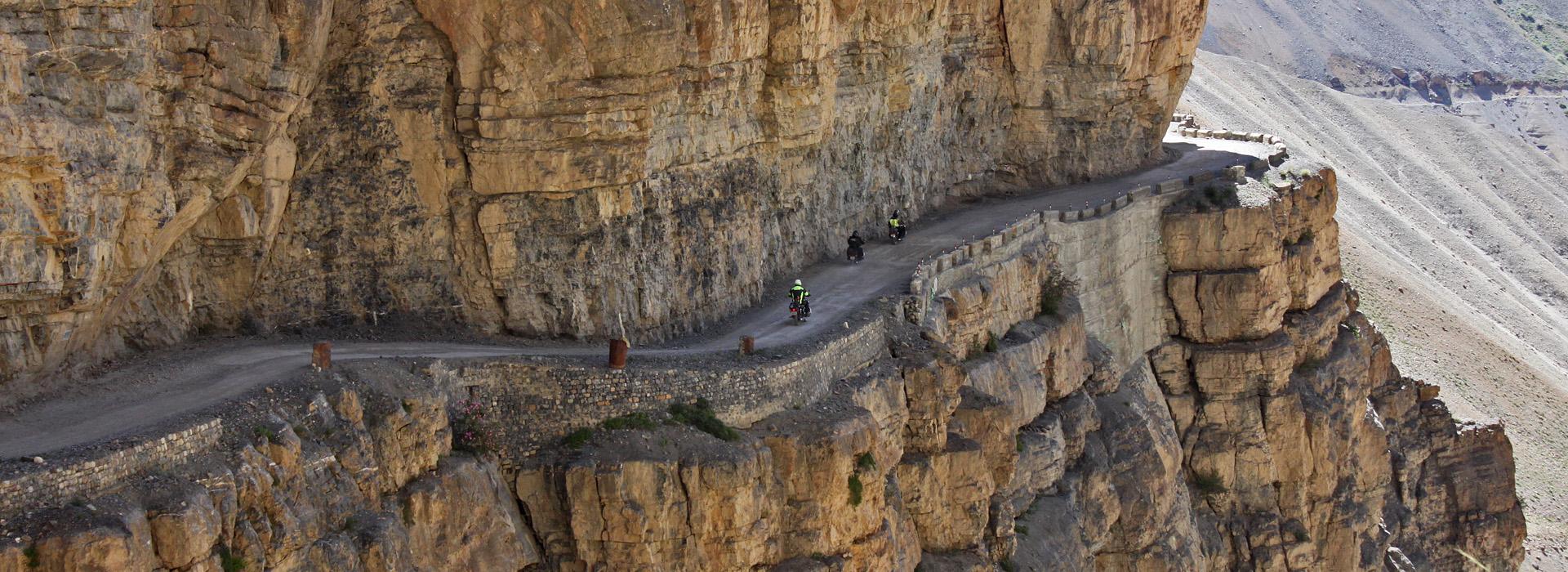 Motorreis Himalaya, motorrijden in de Himalaya ook bij Travel 2 Explore Motorreizen.