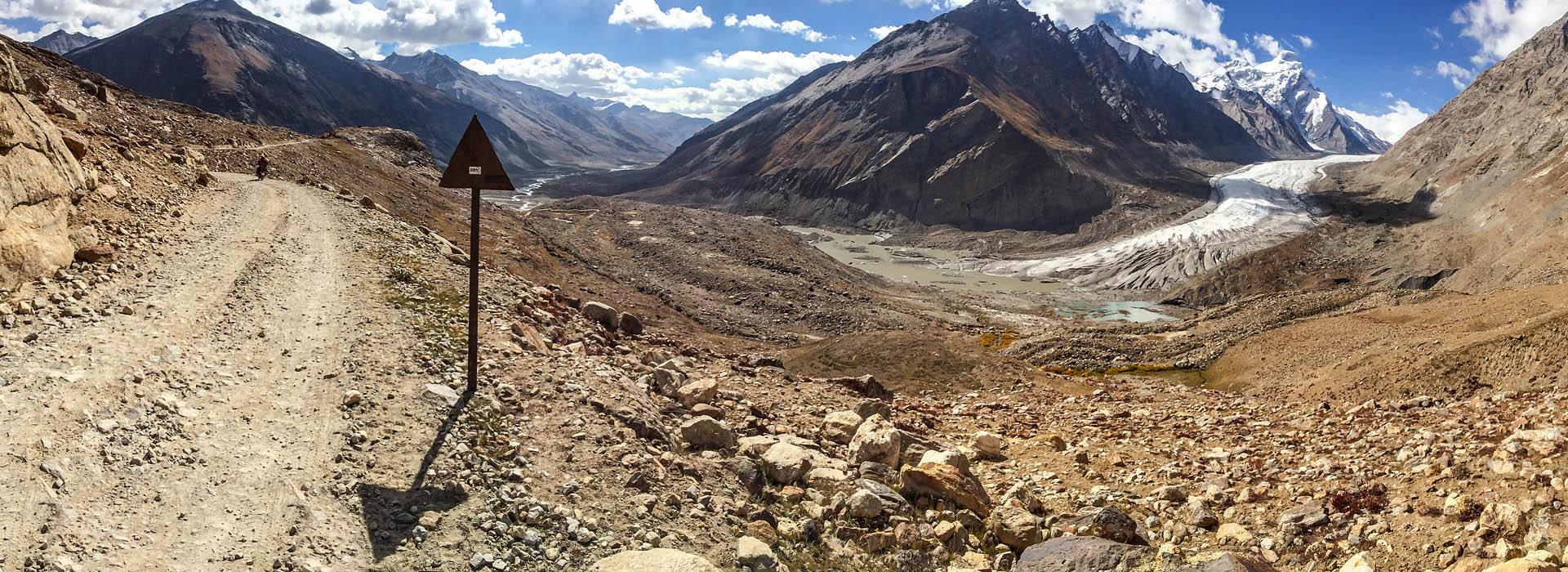 Motorreis van Travel 2 Explore door de Himalaya en de Zanskarvallei