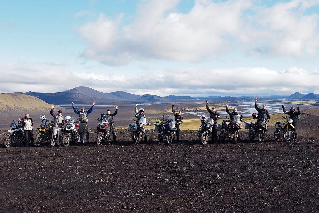 Motorreis-IJsland-Travel2Explore uitzicht op het binnenland