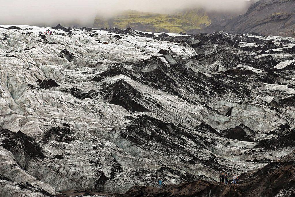 Motorreis-IJsland-Travel2Explore gletsjers all over IJsland