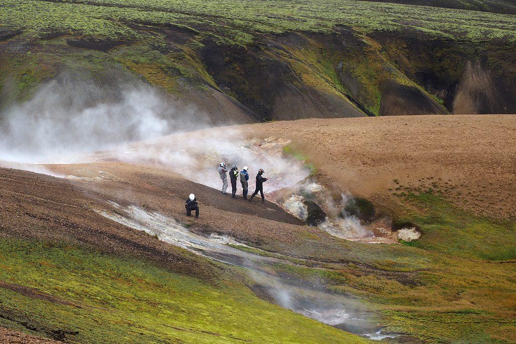 Motorreis-IJsland-Travel2Explore solvatoren en fumarolen