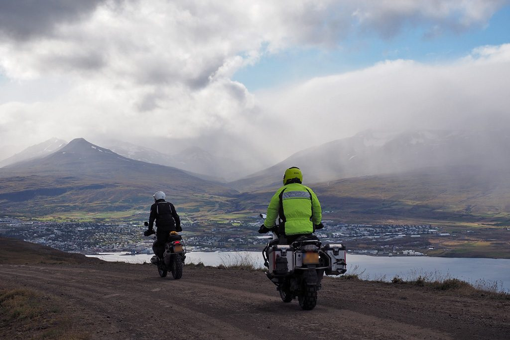 Motorreis-IJsland-Travel2Explore Akureyri