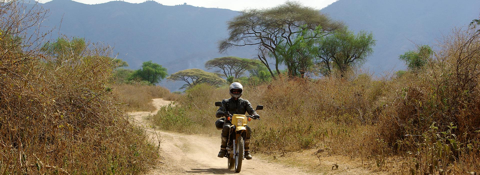 Motorreize Ethiopie de abesinnie motor challenge van Travel 2 Explore