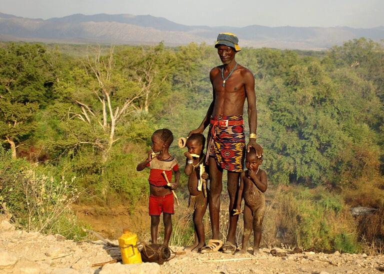 Abessinië Motor Challenge in Ethiopie een Afrika motoravontuur