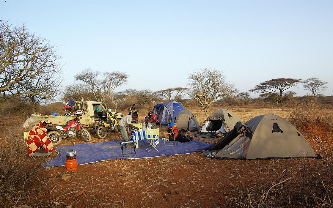 Motorreis in Ethiopie, de abessinie Motor Challenge