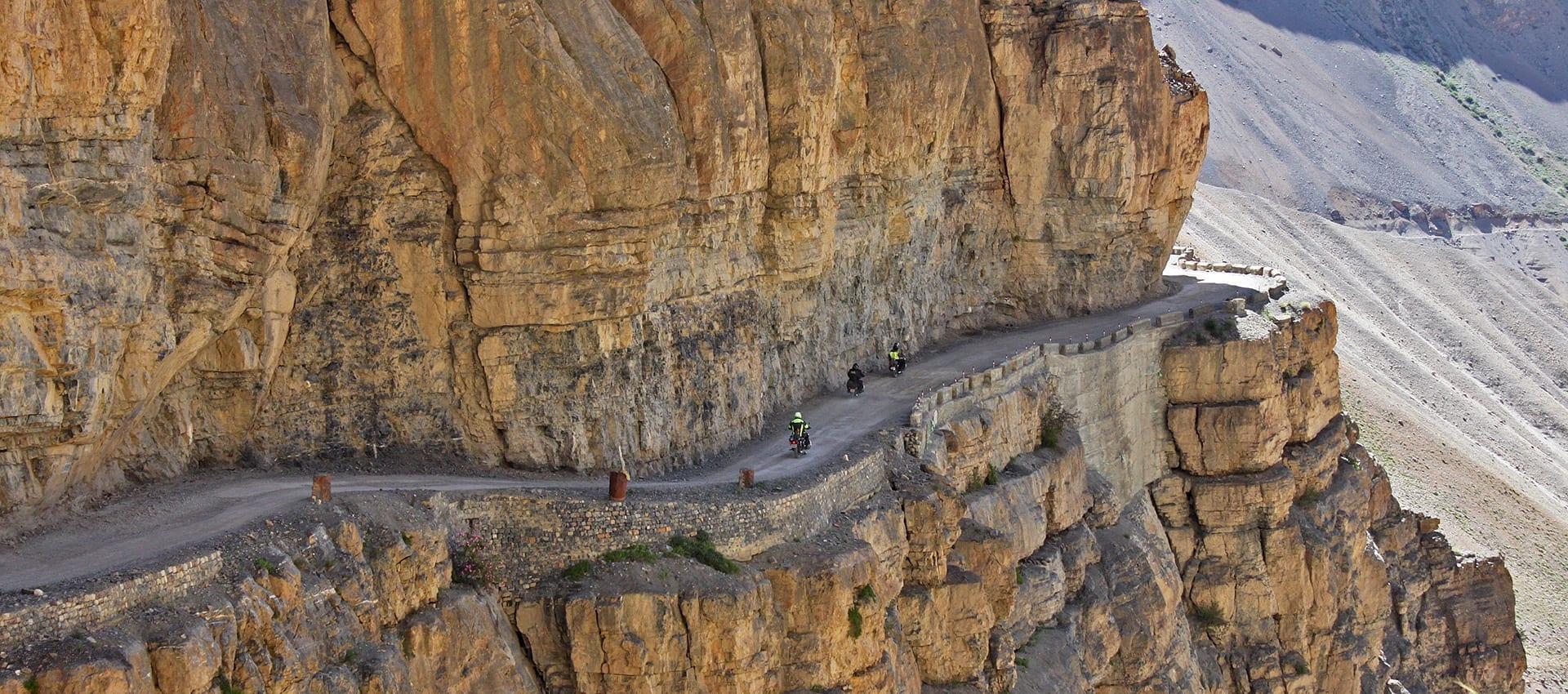 Download de gratis brochure van de 21 daagse motorreis dwars door de HimalayaHimalaya Motor Challenge, avontuurlijke motorreis dwars door de Himalaya naar de Khardung La