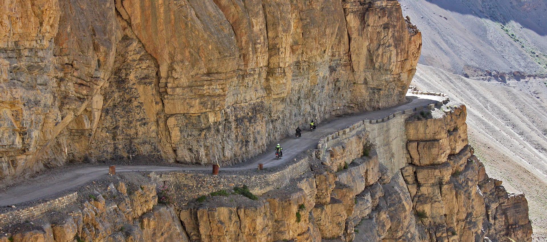 Himalaya Motor Challenge, avontuurlijke motorreis dwars door de Himalaya naar de Khardung La