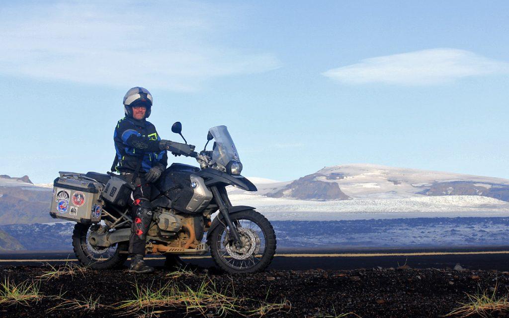 Avontuurlijke motorreizen IJsland