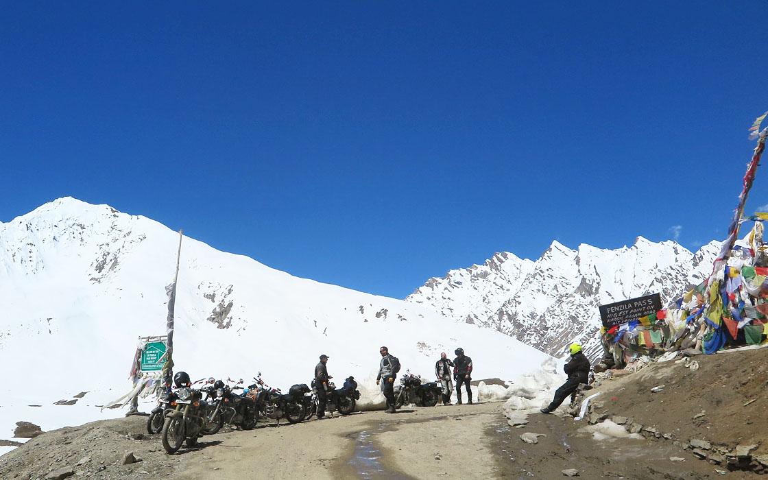 Zanskar Motor Challenge, avontuurlijke motorreis door de Himalaya van Travel 2 Explore