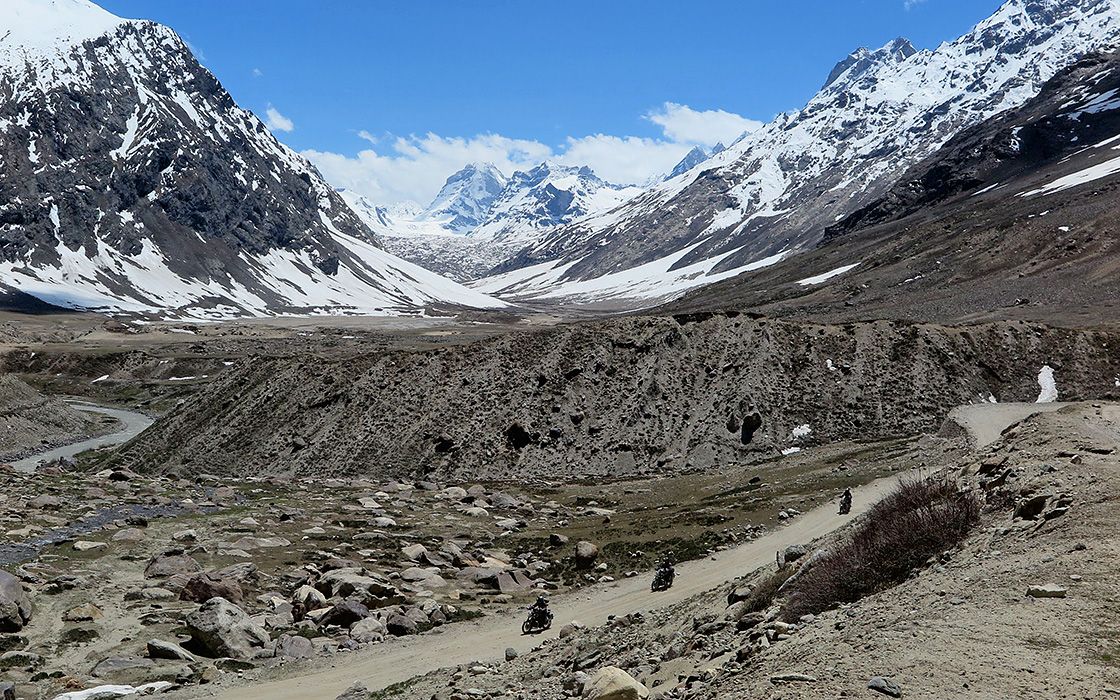 Meest bekeken motorreis is de 21 daagse Himalaya Motor Challenge van Travel 2 Explore motorreizen
