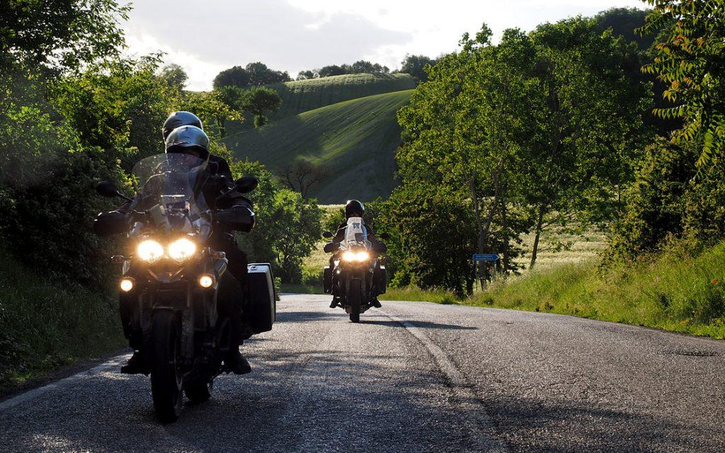 Foto 12 fotoboek motorreis Italie, Le marche. Travel 2 Explore motorreizen.