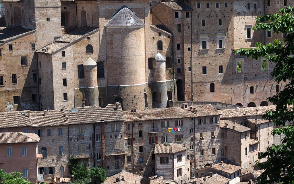 Foto 9 fotoboek motorreis Italie, Le marche. Travel 2 Explore motorreizen.