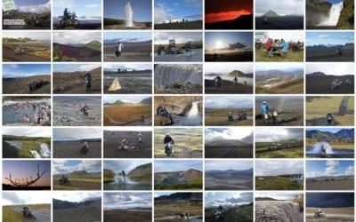 Travel 2 Explore Motorreizen media nieuws IJsland fotoboek 2020