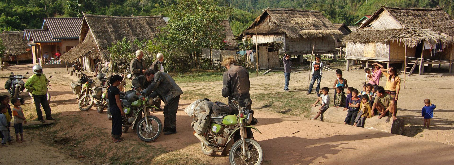 Motorreis Laos en Vietnam, reisduur 22 dagen, Travel 2 Explore Motorreizen