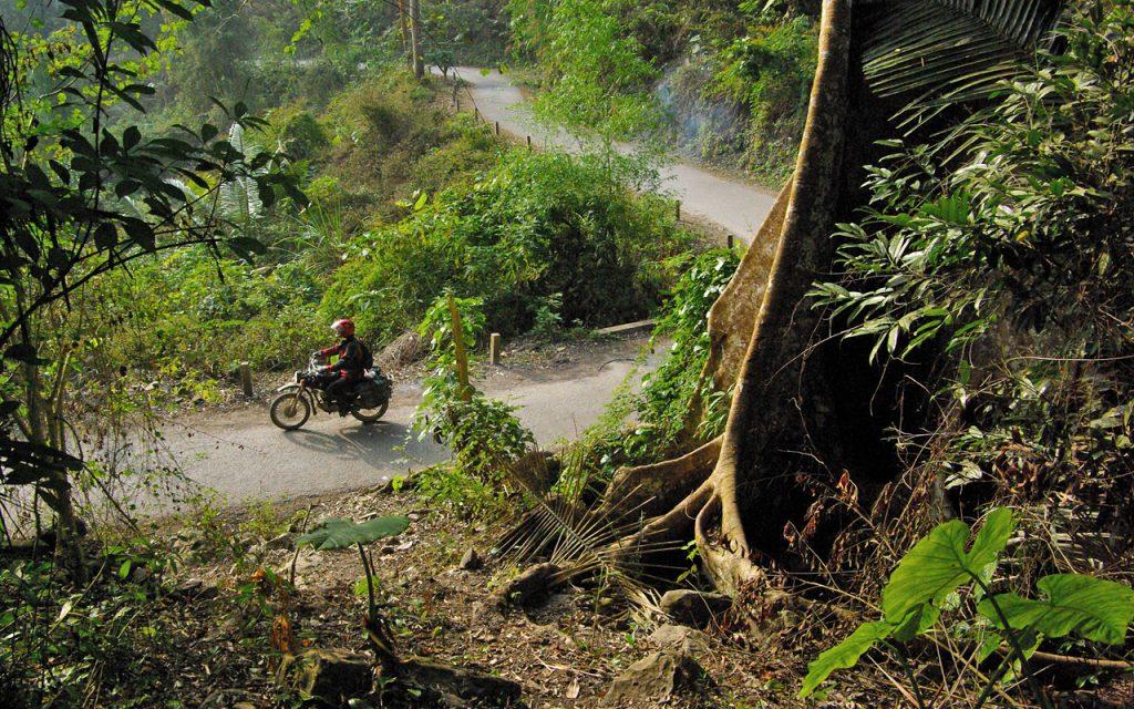 Woudreuzen in BaBe tijdens de motorreis door Noord-Vietnam met Travel2Explore