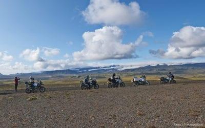 De originele Trans Iceland Motor Challenge van Travel 2 Explore IJsland motorreizen