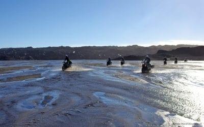 Avontuurlijke motorreis IJsland, de Trans Iceland Motor Challenge