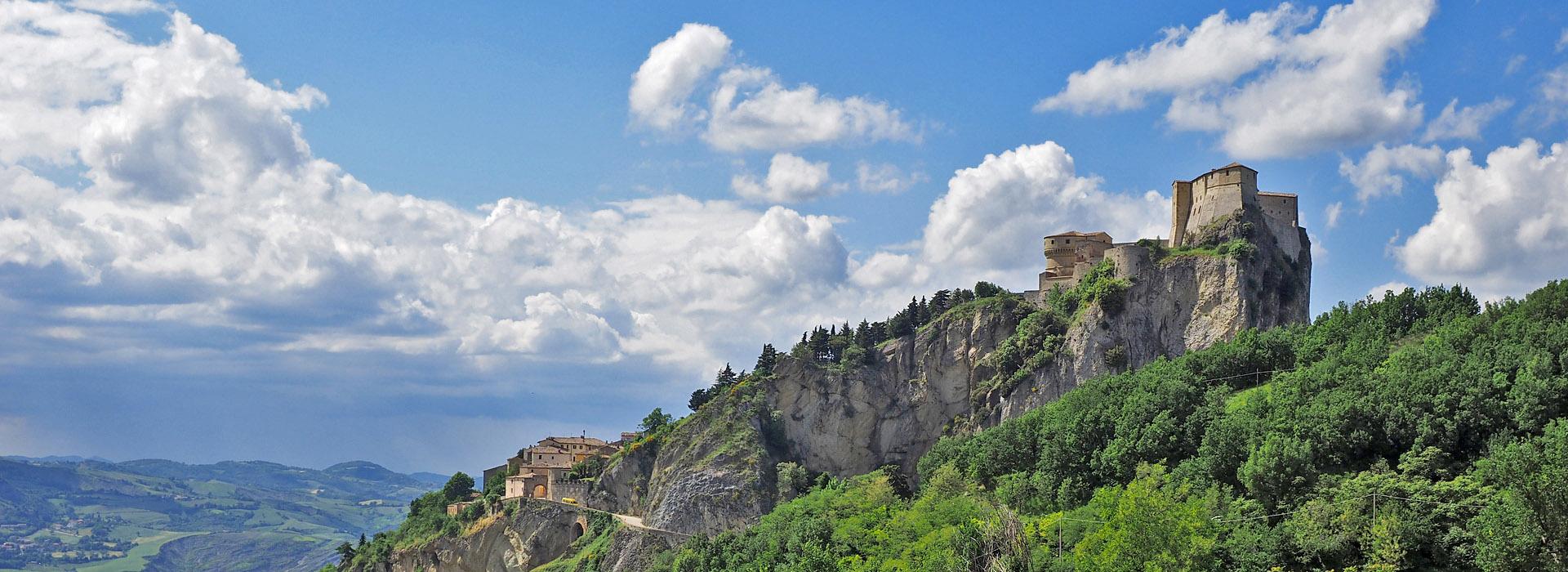 Op de motor door het prachtige Le Marche in Italie