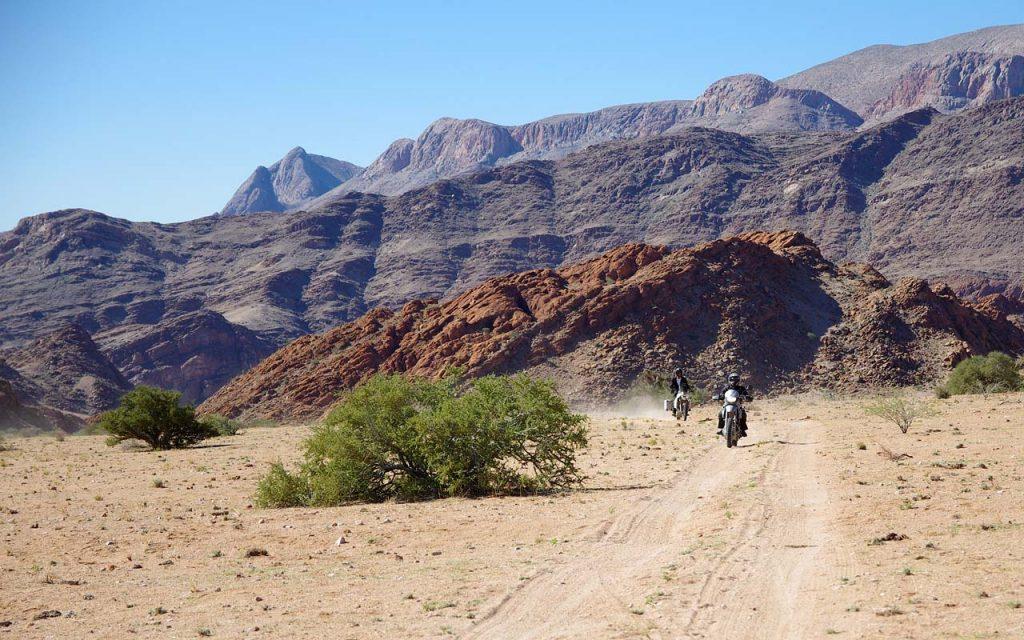 Motorreizen Afrika, Namibie en Zuid-Afrika, 28 daagse allroadreis van Travel 2 Explore
