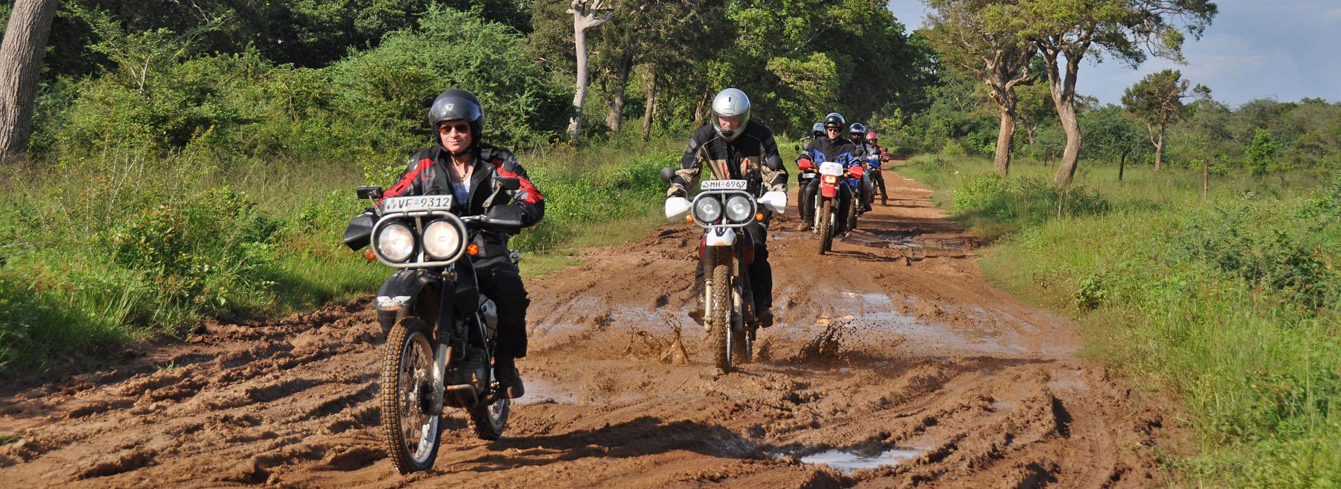 motorreis Sria Lank van Travel 2 Explore motorreizen
