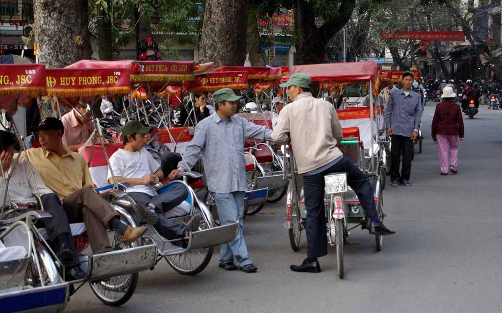 Een overvloed aan scooters tijdens de rondreis Vietnam met Travel2Explore