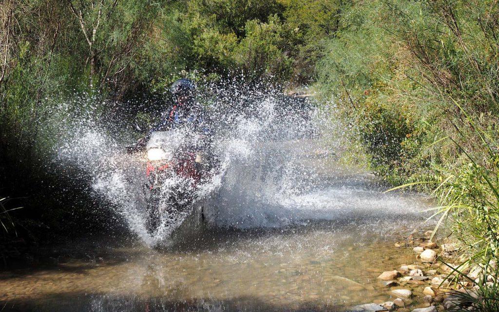 Motorreis Zuid-Afrika, Die Hel. Travel 2 Explore Motorreizen