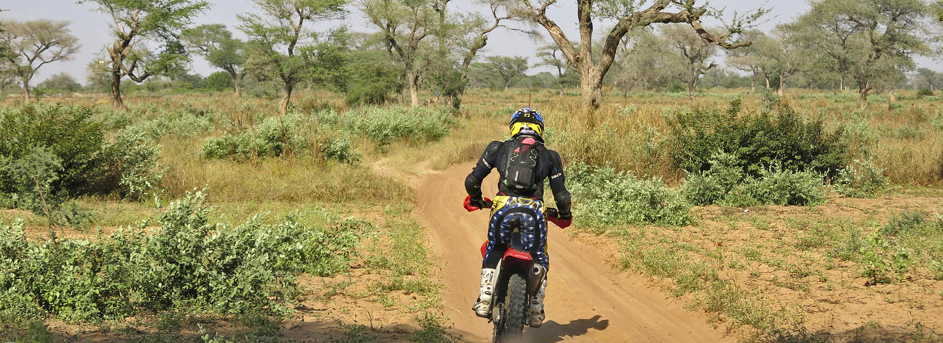 Offroad motorreis Sengela van Travel 2 Explore motorreizen in Afrika
