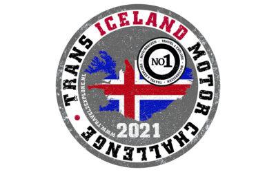 Motorreis IJsland eticket editie 2021 van de Trans Iceland Motor Challenge