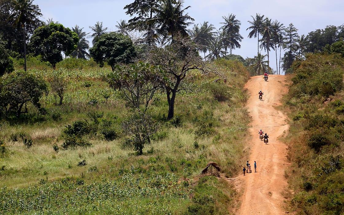 Nieuws over de motorreis in Kenia en Tanzania van Travel 2 Explore Motorreizen